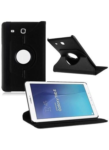 Techmaster Samsung Tab S2 T710 T717 Kılıf Standlı Siyah
